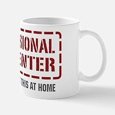 Professional Carpenter Mug
