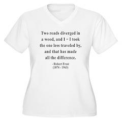 Robert Frost 1 T-Shirt
