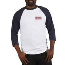 Professional Cable Installer Baseball Jersey