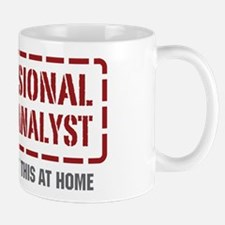 Professional Budget Analyst Mug
