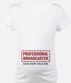 Professional Broadcaster Shirt