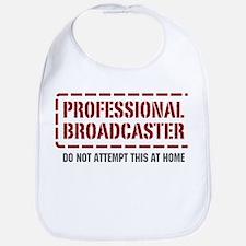 Professional Broadcaster Bib