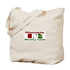 Mfantsipim + Wesley Girls Tote Bag