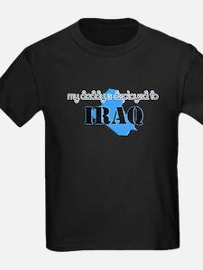 Daddy Iraq Blue T
