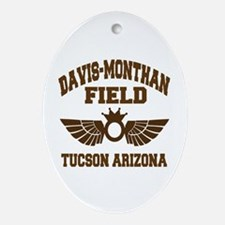 Davis-Monthan Oval Ornament