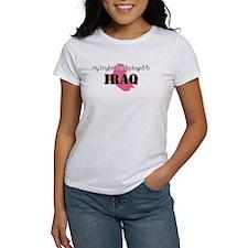 Boyfriend Iraq Tee