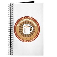 Instant Shuffleboard Player Journal