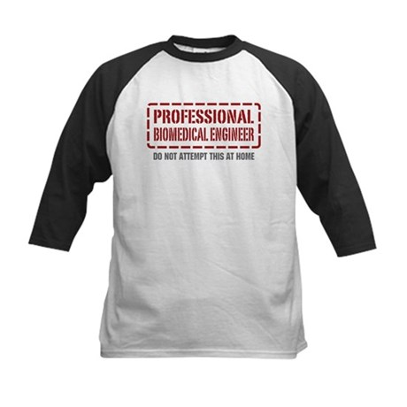 Professional Biomedical Engineer Kids Baseball Jer