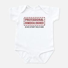 Professional Biomedical Engineer Infant Bodysuit