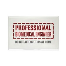 Professional Biomedical Engineer Rectangle Magnet