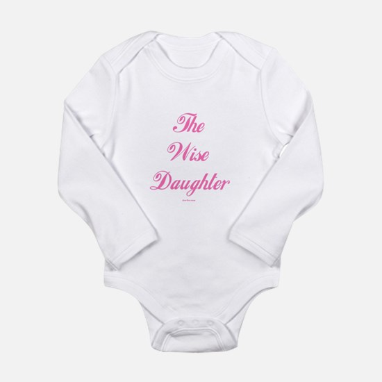 The Wise Daughter Passover Body Suit