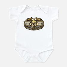 Combat Medic(gold) Infant Bodysuit