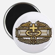 "Combat Medic(gold) 2.25"" Magnet (10 pack)"