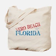 Vero Beach Florida Souvenir Tote Bag