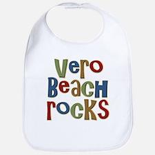 Vero Beach Florida Rocks Bib