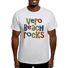 Vero Beach Florida Rocks T-Shirt