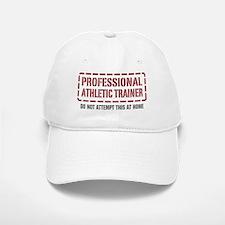 Professional Athletic Trainer Baseball Baseball Cap