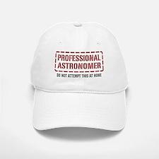 Professional Astronomer Baseball Baseball Cap