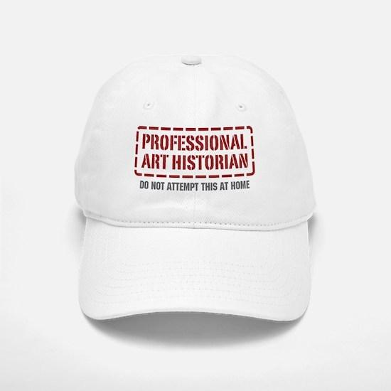 Professional Art Historian Baseball Baseball Cap