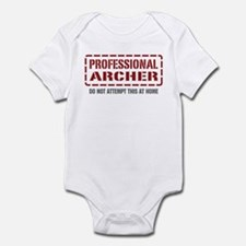 Professional Archer Infant Bodysuit