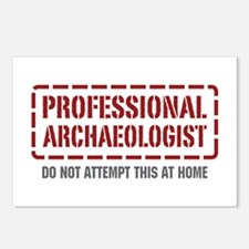 Professional Archaeologist Postcards (Package of 8