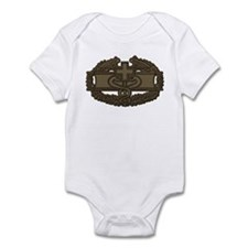 Combat Medic OD Infant Bodysuit
