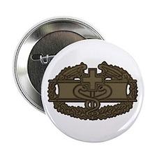 "Combat Medic OD 2.25"" Button"