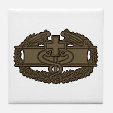 Combat Medic OD Tile Coaster