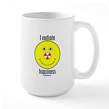 Radiate Happiness Mug