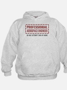 Professional Aerospace Engineer Hoodie