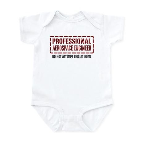 Professional Aerospace Engineer Infant Bodysuit