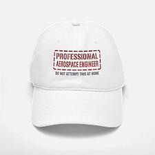 Professional Aerospace Engineer Baseball Baseball Cap