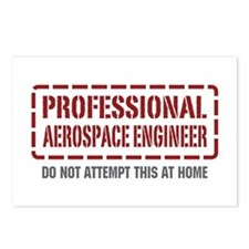 Professional Aerospace Engineer Postcards (Package