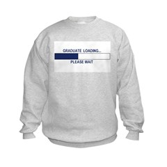 GRADUATE LOADING... Sweatshirt