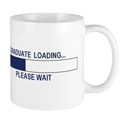 GRADUATE LOADING... Mug
