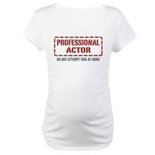 Professional Actor Shirt