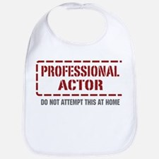 Professional Actor Bib
