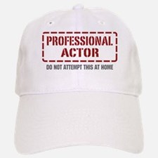 Professional Actor Baseball Baseball Cap