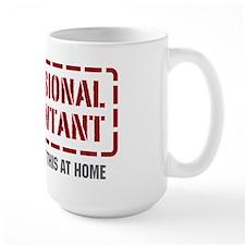 Professional Accountant Mug