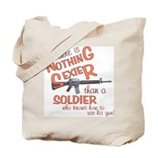 Nothing Sexier Tote Bag
