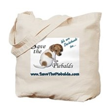 Funny Dachshund puppy Tote Bag