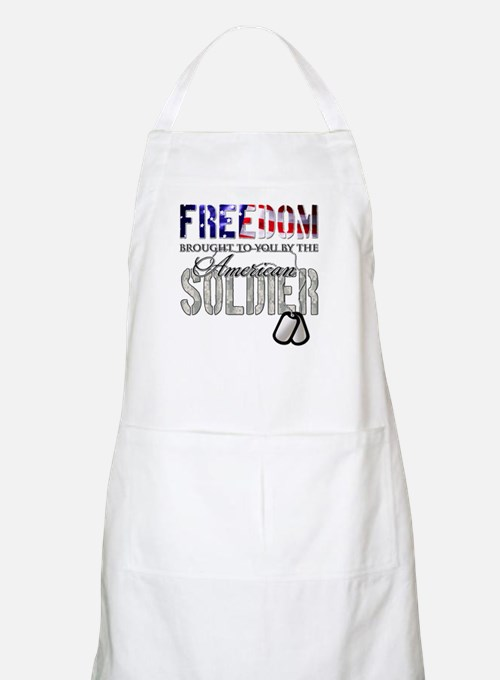 FREEDOM - Brought to you by t BBQ Apron