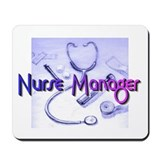 Nursing manager Classic Mousepad