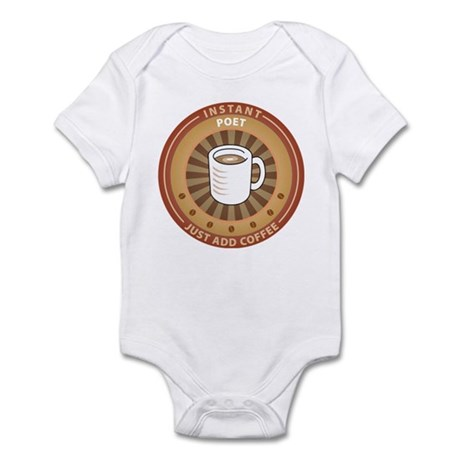 Instant Poet Infant Bodysuit
