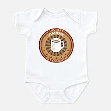 Instant Plasterer Infant Bodysuit