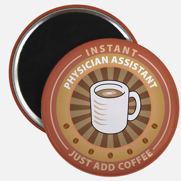 Instant Physician Assistant Magnet