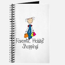 Shopping Favorite Hobby Journal