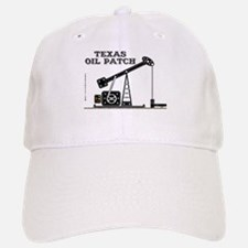Texas Oil Patch Baseball Baseball Cap