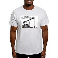 Texas Oil Patch T-Shirt