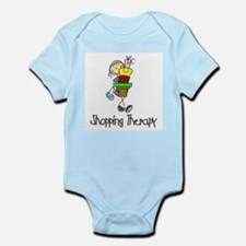 Shopping Therapy Infant Bodysuit